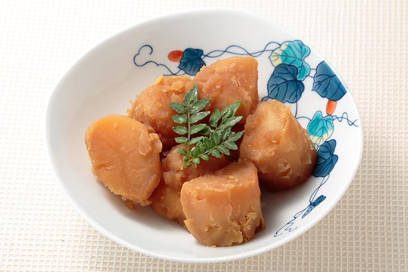 [基本の総菜] ポテト含め煮