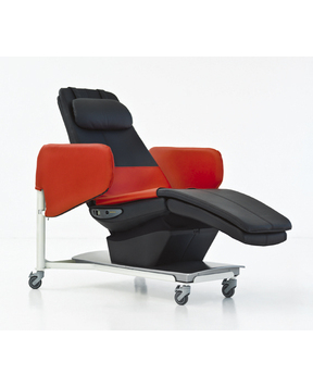 Wellness Nordic Relax Chair台車付き