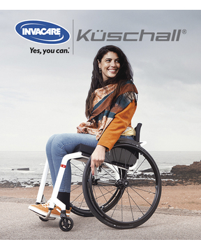 KSL 2.0 by Kuschall, Invacare